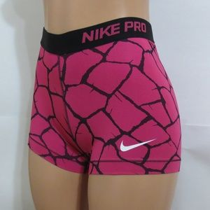 ⭐For Bundles Only⭐Nike Pro Tight Shorts Pink S